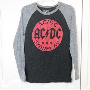 Ac/dc High Voltage Guitar T-shirt T-shirts Fanartikel & Merchandise